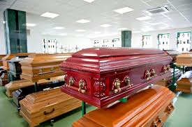 casket store casket store royalty free stock photos image 21761198