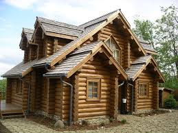 where russian meets canadian handcrafted log home from russia