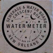 new orleans water meter new orleans water meter coaster noomoon
