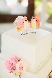 bird cake topper etsy shop cinnamonbirds emmaline bride