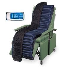 dialysis chair pad alternating air dialysis recliner overlay