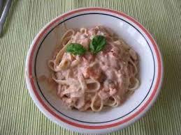 boursin cuisine recette recette linguine au saumon frais légumes primeurs et sauce