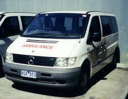 2001 Benz File 2001 Mercedes Benz Vito 113 Ambulance 5352810637 Jpg