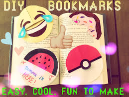 diy circle bookmarks for kids super easy tutorial youtube