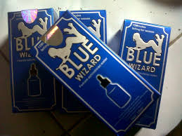 alamat toko jual blue wizard asli di padang padang shop