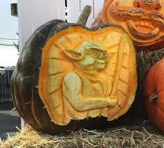 clever pumpkin 13 clever ideas for star wars themed pumpkins mnn mother