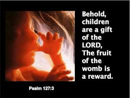 where in the bible does it say that abortion is wrong catholic
