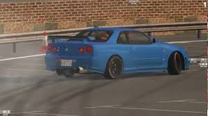 car nissan skyline lfs drifting my dream car nissan skyline gtr r34 nismo z tune