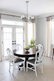 Sarah Richardson Dining Rooms by Am Dolce Vita Antique Shield Back Chair Transformation