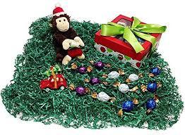 ceramic light up christmas tree christmas monkey gift box godiva gourmet chocolate