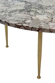 Elegant Coffee Tables by Elegant Coffee Table In Marble With Brass Legs U2014 Lobel Modern Nyc