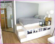 ikea platform storage bed dad moves 7 kitchen cabinets to the bedroom how he transforms them