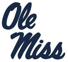 ole miss alumni sticker ole miss rebels sports fan decals ebay