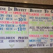 Buffet King Prices by Chow King 10 Photos U0026 15 Reviews Buffets 2142 Jackson Ave W