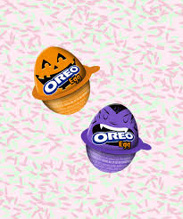 oreo chocolate eggs halloween limited edition packaging