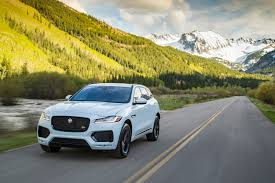 jaguar f pace blacked out 2017 f pace supercharged 340 and 380 horsepower jaguars bonus