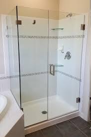 corner enclosures u2013 shower door experts
