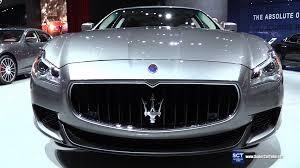 maserati kerala 2016 maserati quattroporte s exterior and interior walkaround