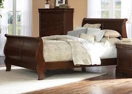 rustic sleigh bed headboard u2014 buylivebetter king bed