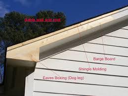 barge board exterior trim componentswood u0027s home maintenance