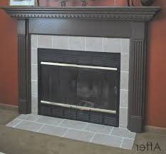 fireplace simple can you paint the inside of a gas fireplace