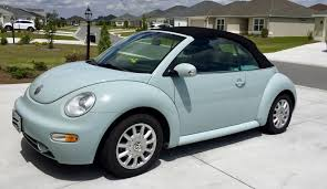 2004 Vw New Beetle Convertible U2013go Talk Of The Villages