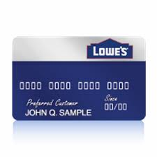 new gallery of lowe u0027s business credit card application business