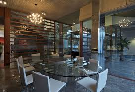 Glass Dining Room Table And Chairs by Choosing The Type Of Modern Glass Dining Table That Suitable With