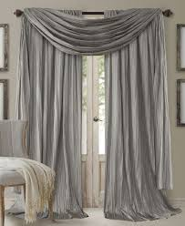 alluring valance curtains ideas inspiration with best 25 scarf