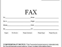 awesome free printable fax cover letter pictures podhelp info