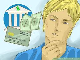 how to close a bank account with pictures wikihow