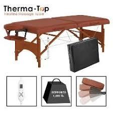 master massage equipment table master massage equipment fairlane 28 therma top table cinnamon