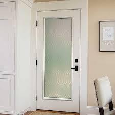 Glass Exterior Door Odl S Decorative Door Glass Enclosed Door Blinds Brisa