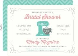 inexpensive bridal shower invitations kitchen bridal shower invitations gangcraft net