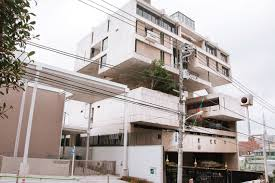kuwait embassy in tokyo brownbook one can see the reciprocal flow of ideas exchanged between japan s most famous architects and those in the us and the bauhaus