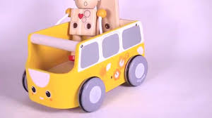 Plan Toys Parking Garage Sale by Plantoys Van Walker Youtube