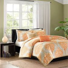 Rust Comforter Quilt Comforters Nordstrom At Home Mixed Texture Duvet Washing
