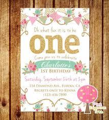 the 25 best first birthday invitations ideas on pinterest 1st