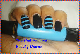 nail art for menartnailsart nail art tutorial men in black