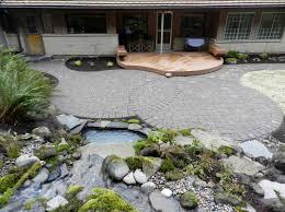 eugene paver patios stone walkways paver driveways graham