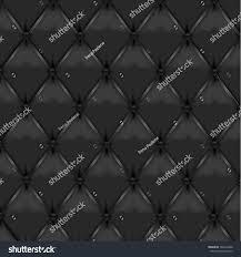 Black Upholstery Leather Black Leather Upholstery Stock Vector 164276369 Shutterstock