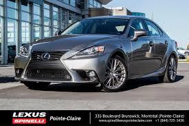 lexus dealer montreal new 2016 lexus is 300 premium for sale in montreal stock n demo