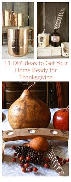 11 diy ideas to get your home ready for thanksgiving 2 bees in a pod