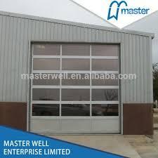 garage glass doors 30 best glass garage doors for metal house images on pinterest