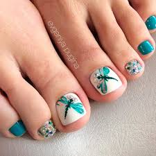 Toe And Nail Designs Beautiful Toe Nail Ideas To Try Naildesignsjournal Com