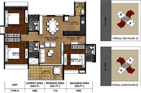 1500 sq ft 3 bhk 3t apartment for sale in kumbare eka kothrud pune