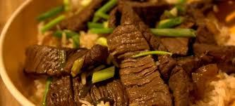 cuisiner boeuf bœuf à la chinoise recettes cookeo