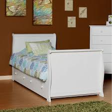 Pictures Of Trundle Beds Olivia Twin Sleigh Bed With Trundle