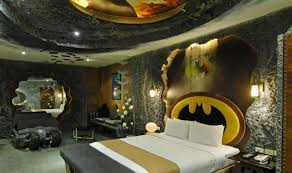 Batman Decoration Bold And Modern Batman Bedroom Decor Bedroom Ideas