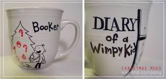 Crazy Cool Mugs Diy Christmas Mugs I Heart Nap Time